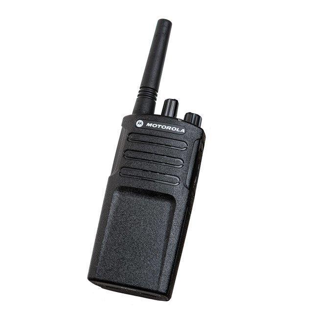 Motorola XT420 radiopuhelin PMR446 laturilla