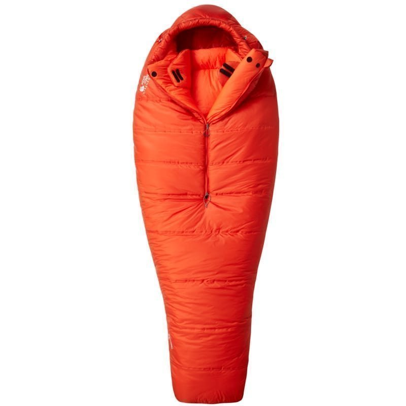 Mountain Hardwear HyperLamina Torch Sleeping Bag (Long) 210 Left Flame