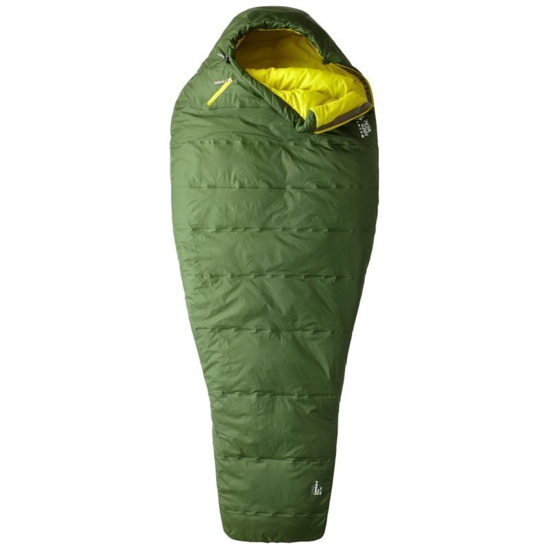 Mountain Hardwear Lamina Z Flame Sleeping Bag - LEFTZIP Woodland