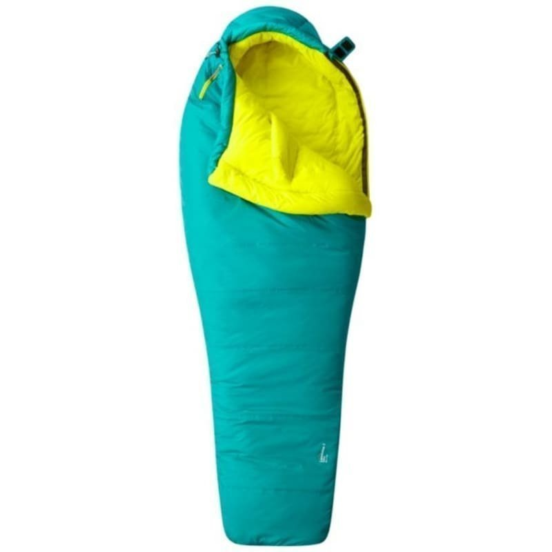 Mountain Hardwear Laminina Z Flame Sleeping Bag RIGHTZIP Emerald