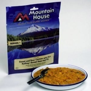 Mountain House Hapanimeläkanaa