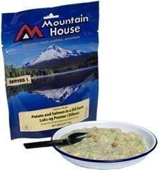 Mountain House Lohta ja perunaa tillikastikkeessa