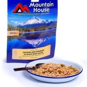 Mountain House Makaronia juustokastikkeella