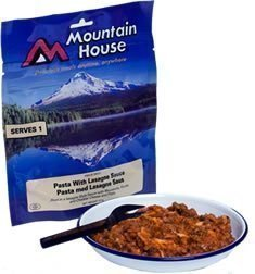 Mountain House Pastaa Lasagne-kastikkeella