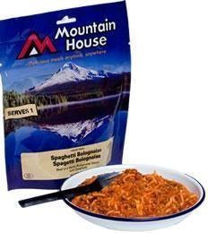 Mountain House Spagetti Bolognese