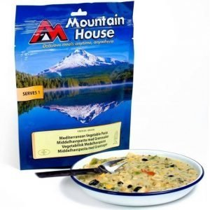 Mountain House Välimeren kasvispasta