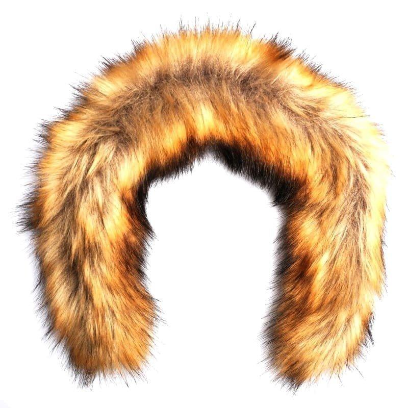 Mountain Works Faux Fur Trim 1SIZE Brown