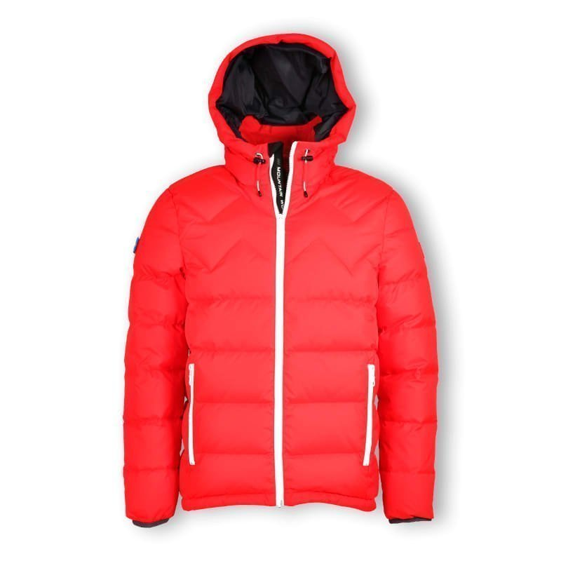 Mountain Works Ms Nations Sport Parka L Red