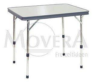 Movera Rectangular aluminium table retkipöytä