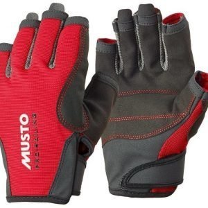Musto Essential Sailing Gloves SF Punainen XXL
