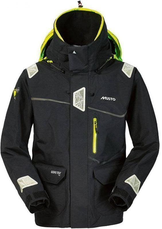 Musto MPX GTX Offshore Race Jacket musta XL