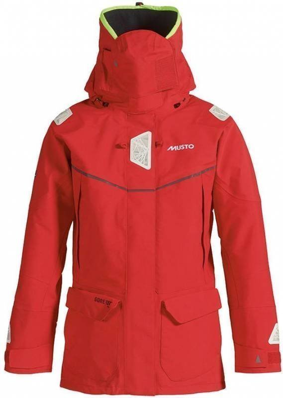 Musto MPX GTX Offshore Women's Race Jacket Punainen 10