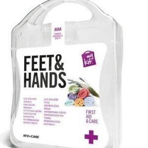 Mykit Feet & Hands ensiapupakkaus