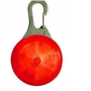 NITEIZE SPOTLIT LED punainen huomiovalo