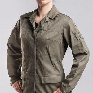 NVA Kampfgruppen naisten takki ylijäämä