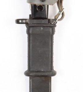 NVA MPiKM/AKM pistin käytetty