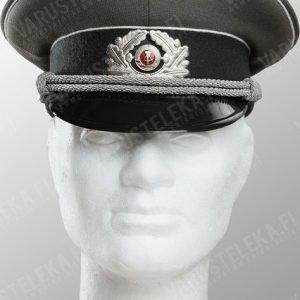 NVA koppalakki upseerin ylijäämä