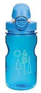 Nalgene Everyday OTF lasten juomapullo metsä