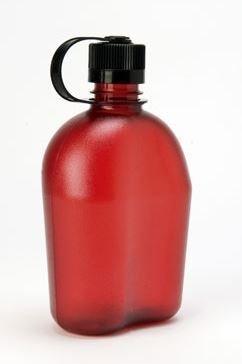 Nalgene juomapullo Oasis Everyday punainen