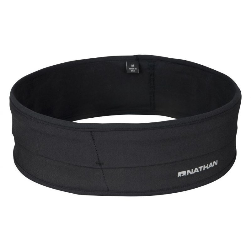 Nathan Hipster Belt XL Black