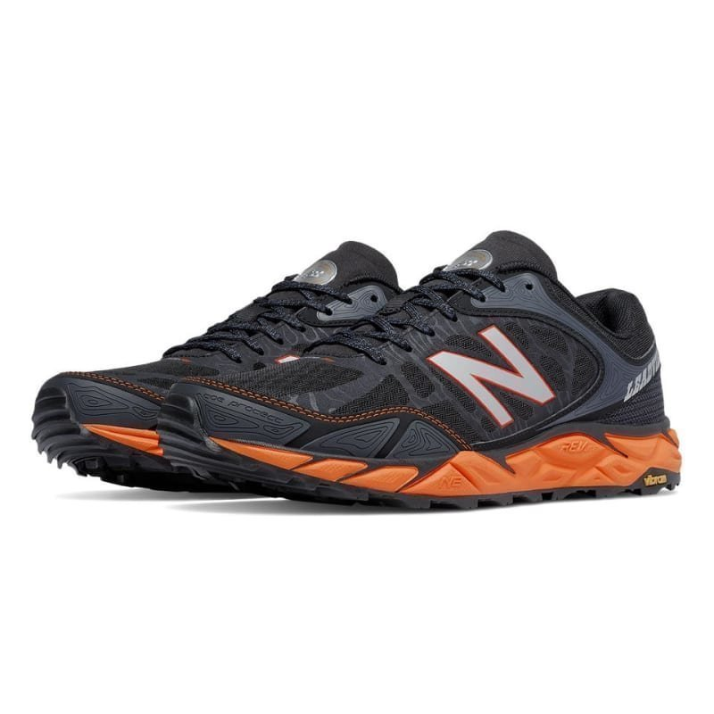 New Balance Men's Leadville v3 US 10/EU 44 Black/Orange