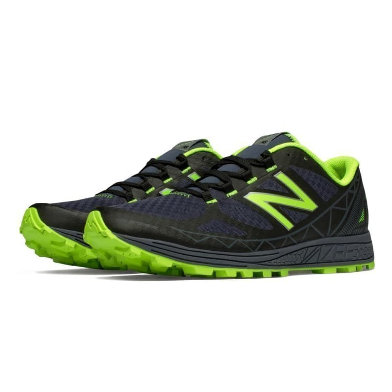 New Balance Men's Vazee Summit Trail US 8.5/EU 42 Black/green
