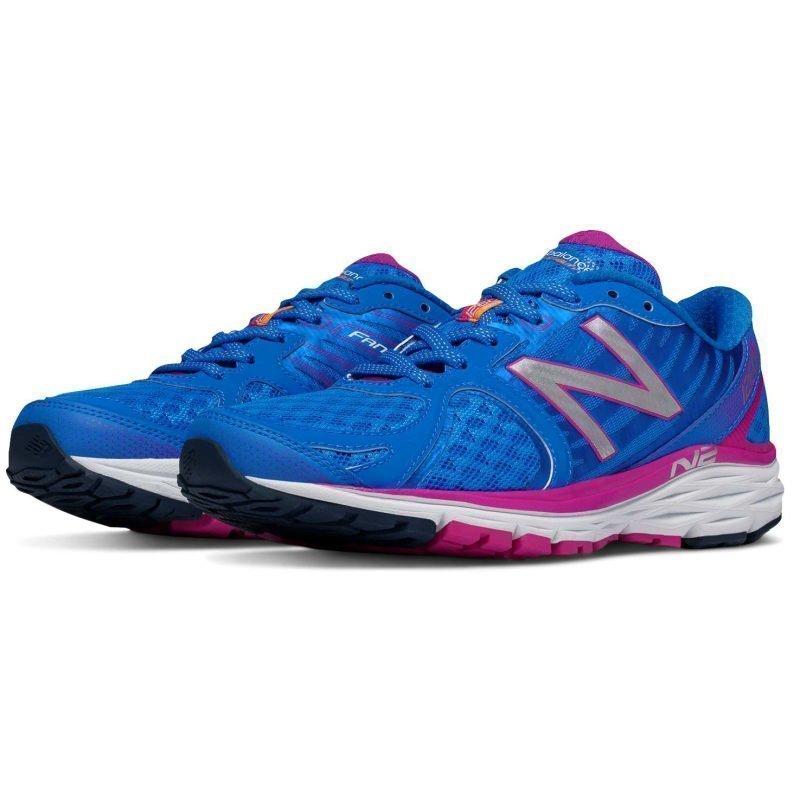 New Balance Women's 1260 5.5 Blue/Pink