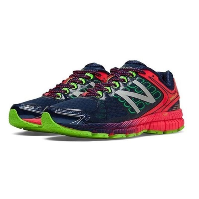 New Balance Women's 1260v4 US6.5 / EU37 Blue/Pink