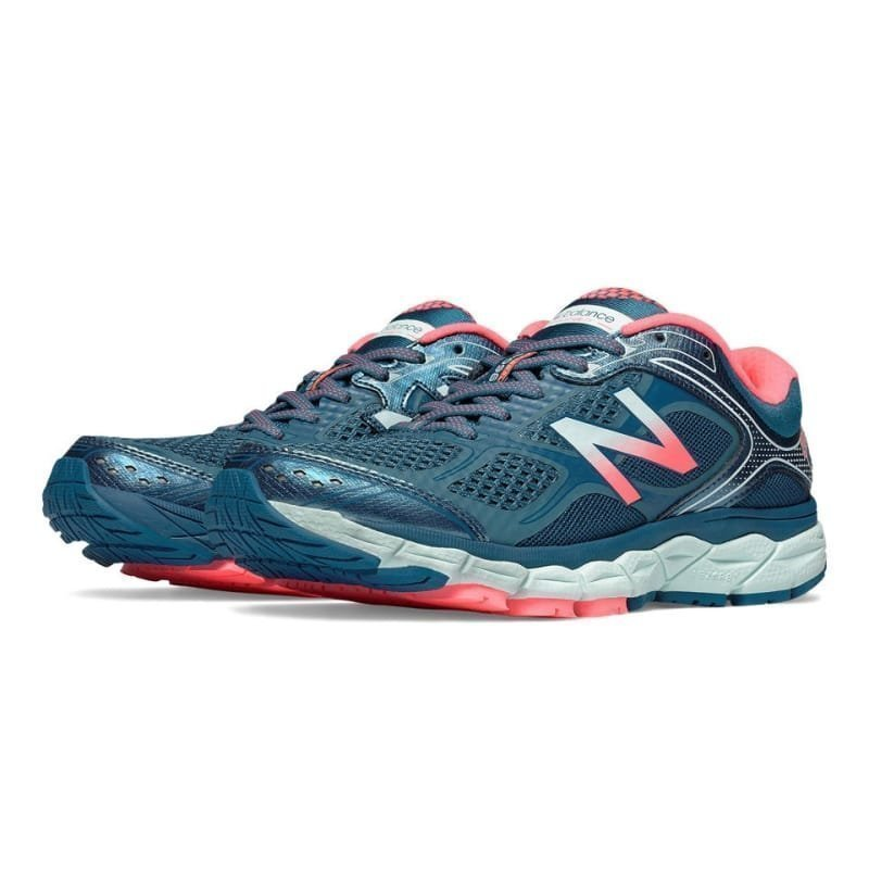 New Balance Women's 860v6 US 7.5/EU 38 Pink/Blue