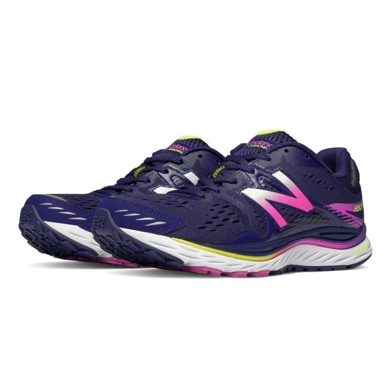 New Balance Women's 880v6 US 8/EU 39 Blue/Purple