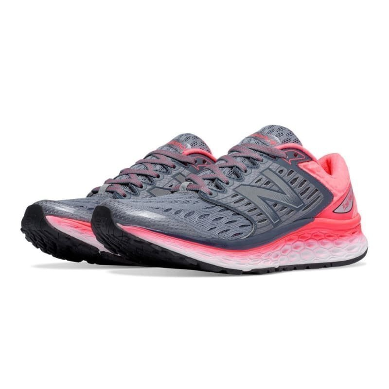 New Balance Women's Fresh Foam 1080 US 6.5/EU 37 Silver/Pink