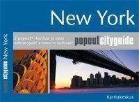 New York popout cityguide 2008 suomenkielinen