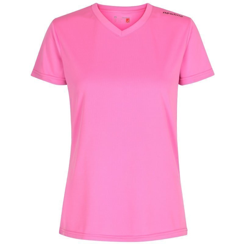 Newline Base Cool Tee M Race Pink