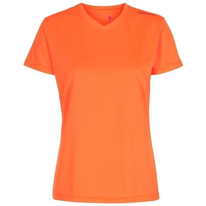 Newline Base Cool Tee XS Orange