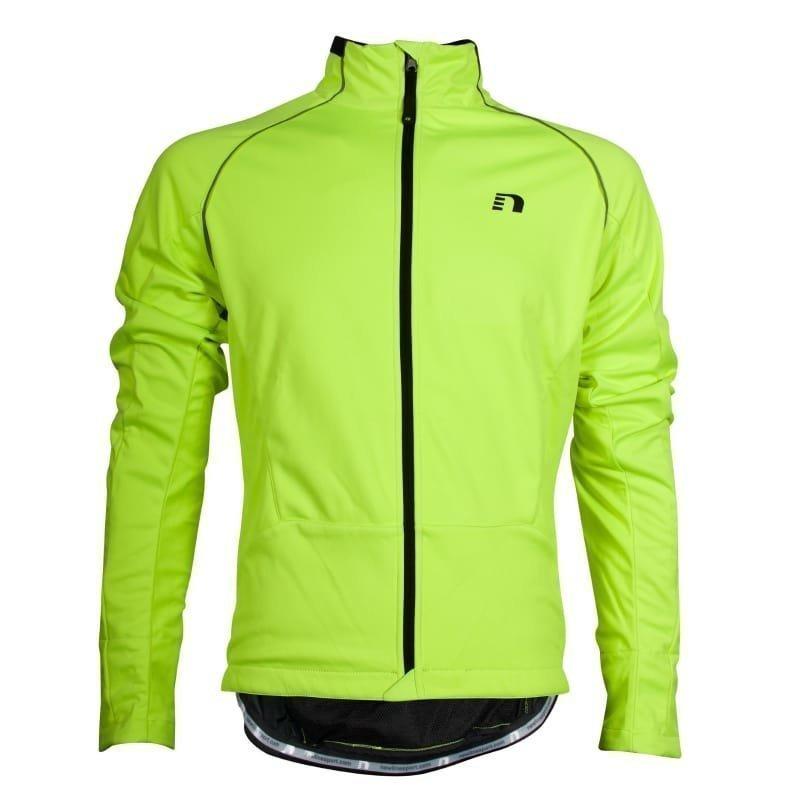 Newline Bike Thermal Visio Jacket M Neon Yellow