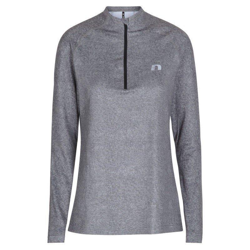 Newline Imotion Heather Warm Shirt XL Heather Grey