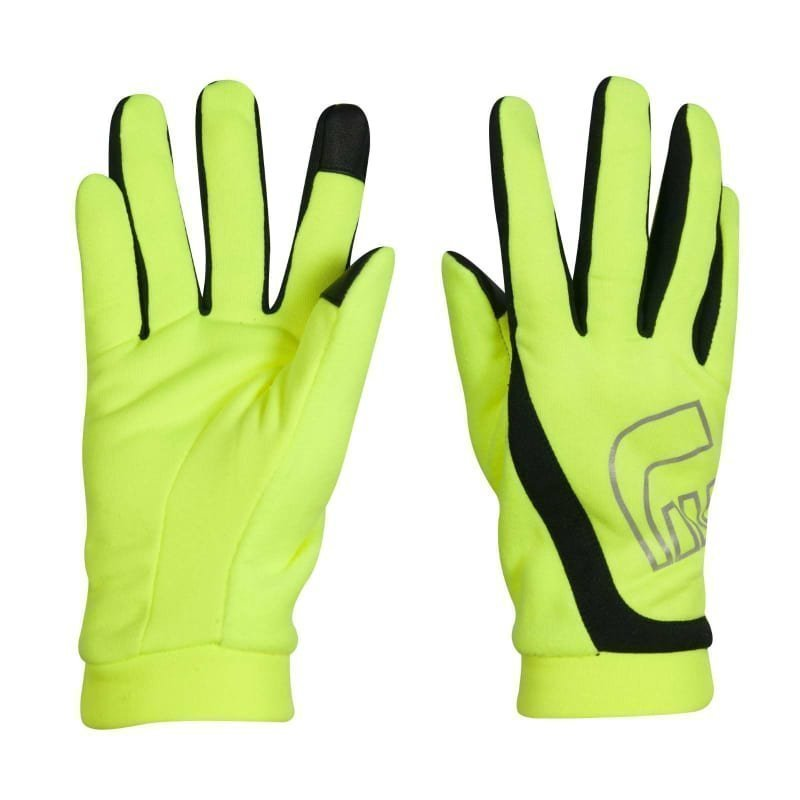 Newline Visio Thermal Gloves L Neon Yellow