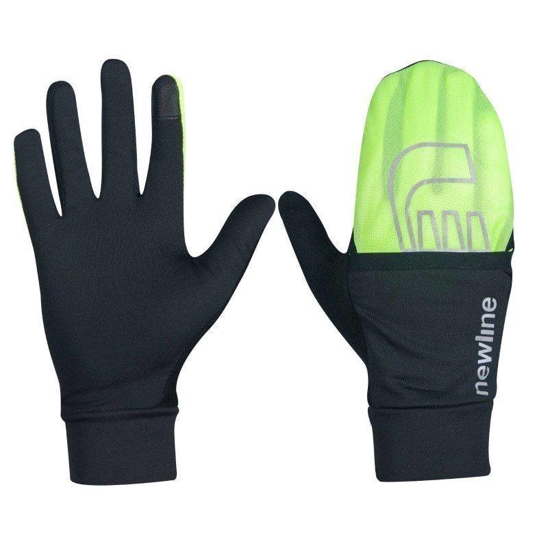 Newline Visio Windrunner Gloves M Neon Yellow