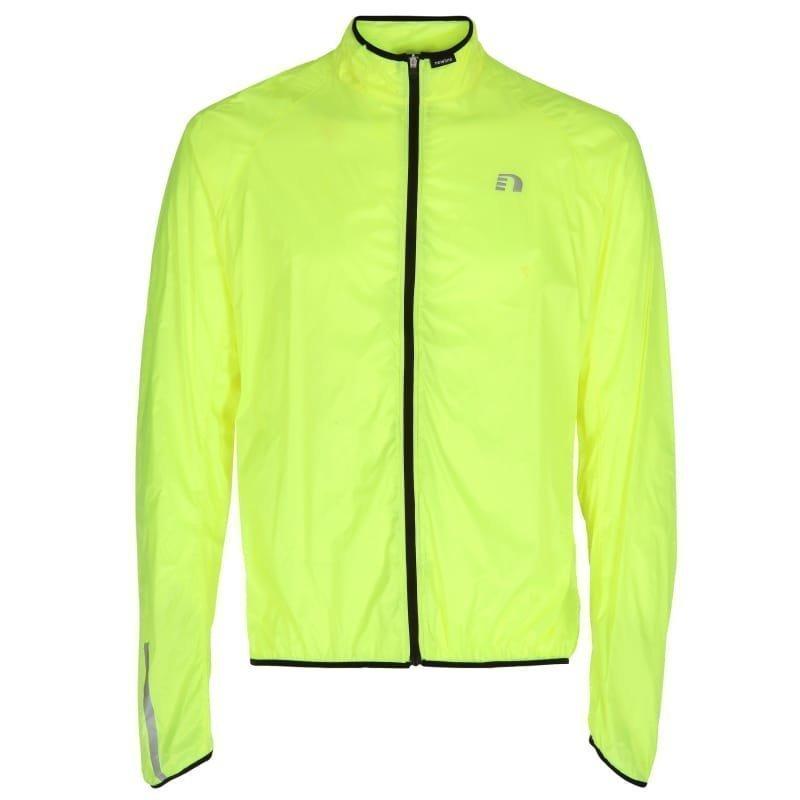 Newline Windpack Jacket L Neon Yellow