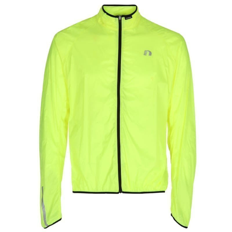 Newline Windpack Jacket S Neon Yellow