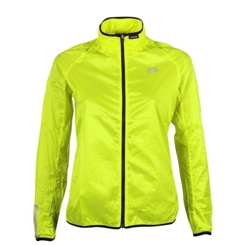 Newline Windpack Jacket Women's L Neon Yellow