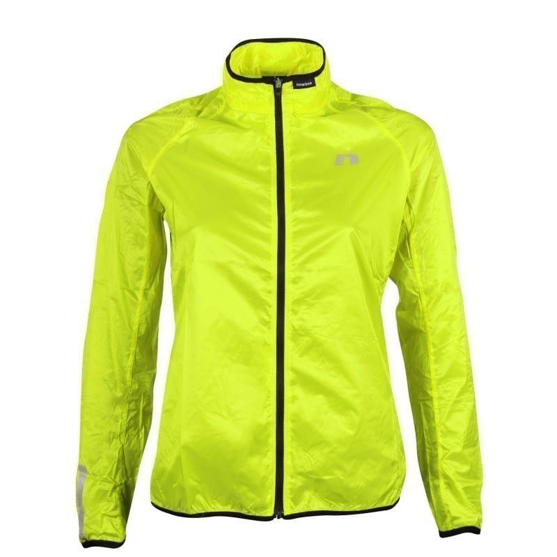 Newline Windpack Jacket Women's S Neon Yellow