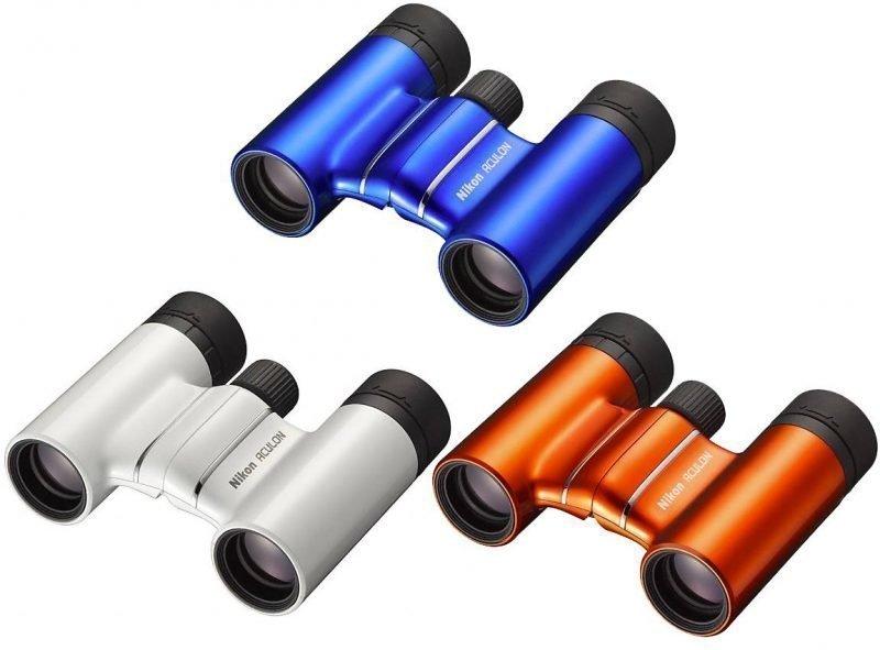 Nikon Aculon T01 8x21 Oranssi