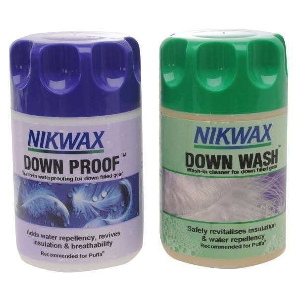 Nikwax Mini Down Twinpack