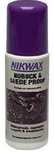 Nikwax Nubuck & Suede