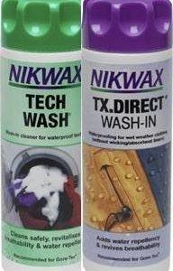 Nikwax Twinpack