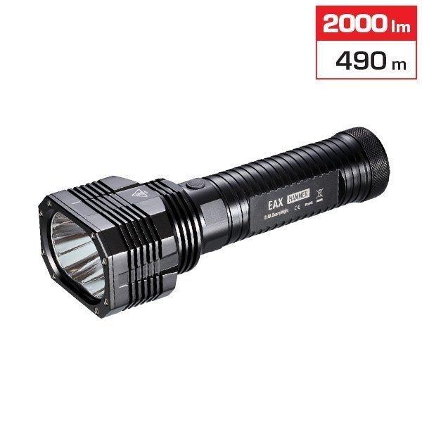 Nitecore EAX Hammer hakuvalo - 2000 lm