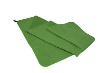 Nordisk matkapyyhe vihreä