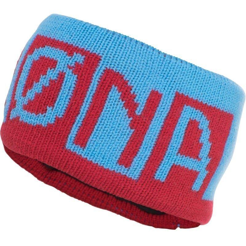 Norrøna /29 Heavy Logo Headband 1SIZE Jester Red