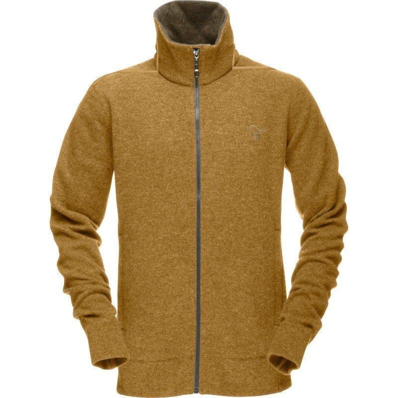 Norrøna /29 Wool Jacket M L Camelflage